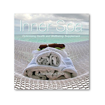 Inner Spa Optimizing Health & Wellbeing Supplement CD Cover